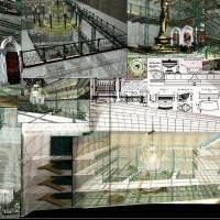 Проект интерьера фойе театра