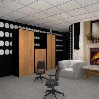 Скромный офис