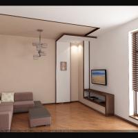 Интерьер жилого дома. Гостевая