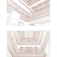 Фрагмент интерьера зала