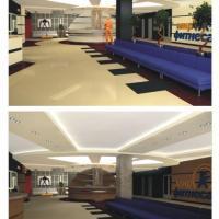 Фитнес центр: вестибюль