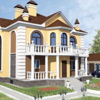 Жилой дом Уфимский р-он п. Нагаево