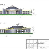 Архитектура, детский центр.