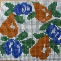 мозаичный фартук