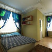 спальня (загородный дом)