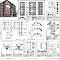 Проект витражей жилого дома в г.Томск