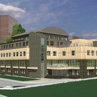 административно-деловой центр (реконструкция)